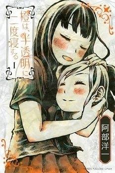 Daidai wa, Hantoumei ni Nidonesuru обложка